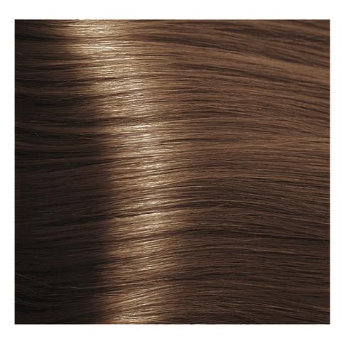 Крем краска для волос с гиалуроновой кислотой Kapous, 100 мл - HY 6.3 Темный блондин золотистый