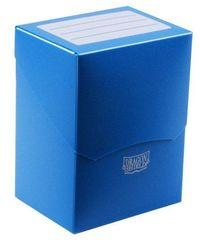 Dragon Shield - Коробочка синяя на 75+ карт