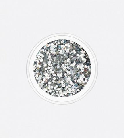 ARTEX пиксель шестигранник серебро голограмма 07320021