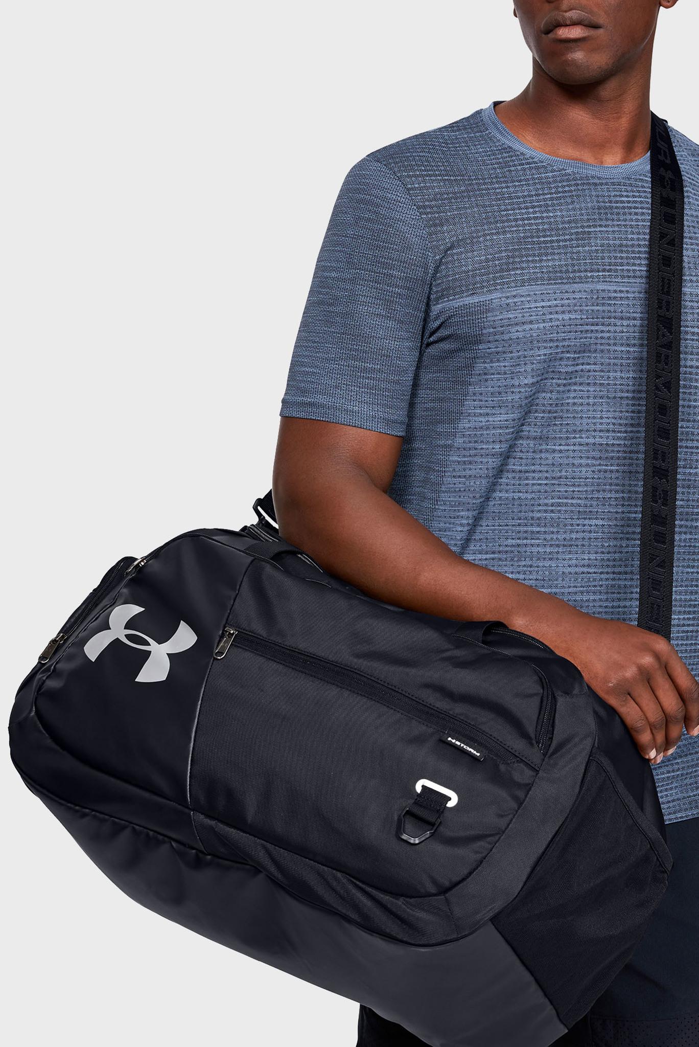 Черная спортивная сумка Undeniable Duffel 4.0 MD Under Armour