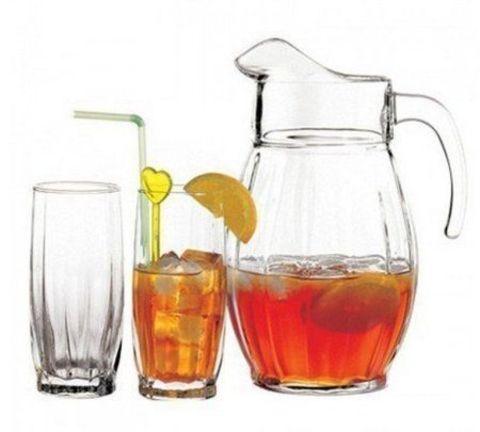 Набор стаканов с кувшином Pasabahce  Dance 2 л  97874