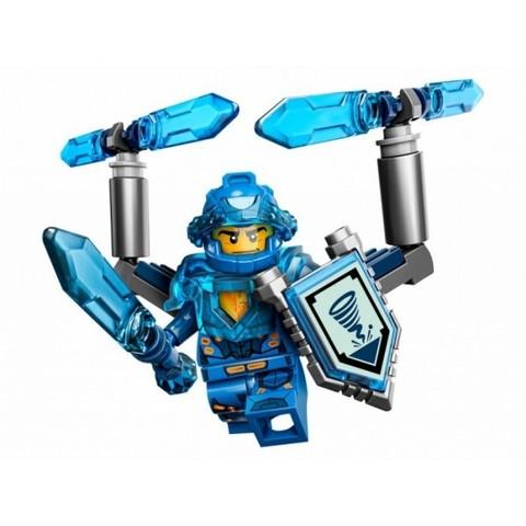 LEGO Nexo Knights: Клэй – Абсолютная сила 70330 — Лего Нексо Рыцари
