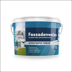 Краска для фасада DUFA RETAIL FASSADENWEISS База 3 (Прозрачный)
