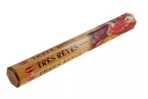 Индийские палочки HEM Three kings