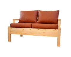 Бамбук диван 2-местный