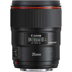 Объектив Canon EF 35mm f/1.4L II USM
