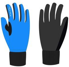 Перчатки Nordski Active Blue 18
