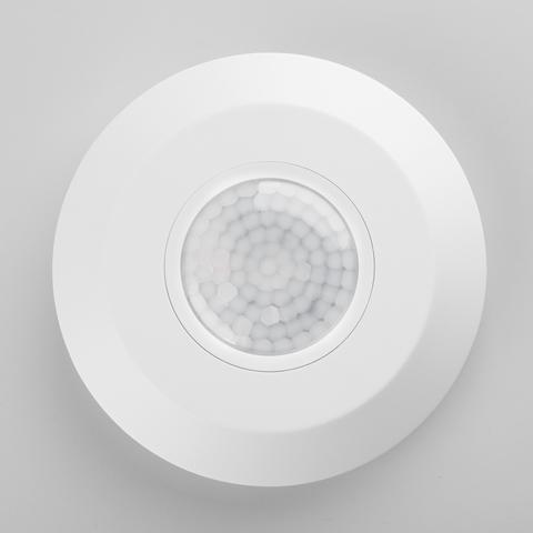 Инфракрасный датчик движения 6m 2,2-4m 2000W IP20 360 Белый SNS-M-11