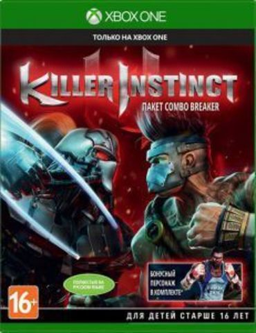 Xbox One Killer Instinct (русская версия)