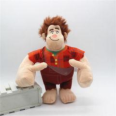 Ральф против интернета мягкая игрушка Ральф