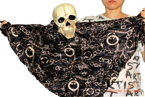 Парящий череп (Floating Skull)