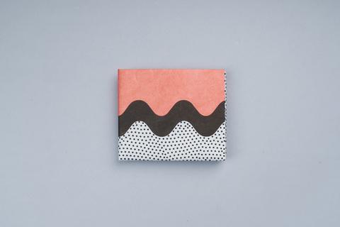 Экологичный бумажник New Pocketmonster