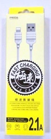 Кабель PRODA FastCharging Series PD-B15i, iPhone, 1м