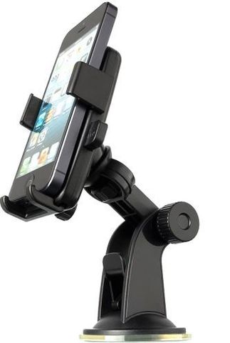 Автодержатель для телефона iOttie Easy One Touch Universal Car Mount Holder (HLCRIO102)