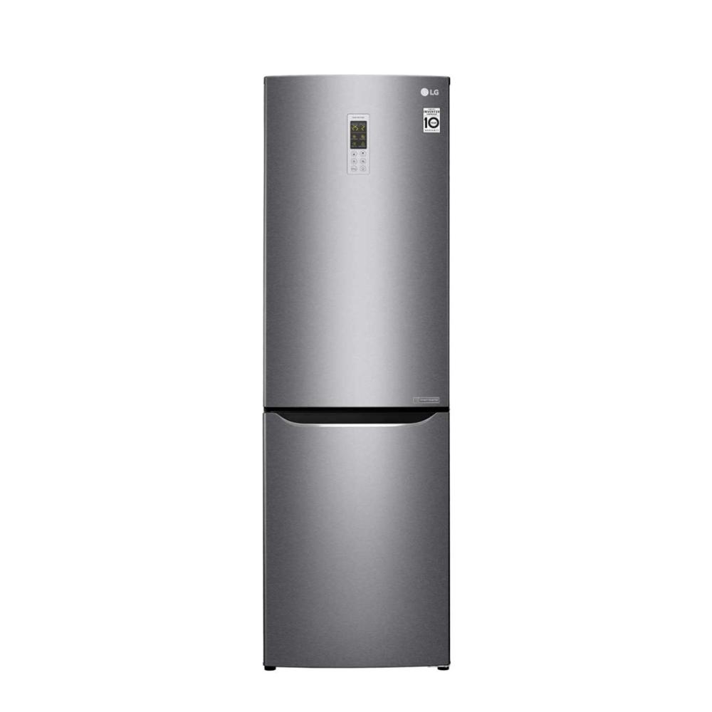 Холодильник LG с умным инверторным компрессором GA-B419SLGL фото