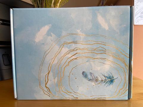 Складная коробка Inspiration, 27×9×21см