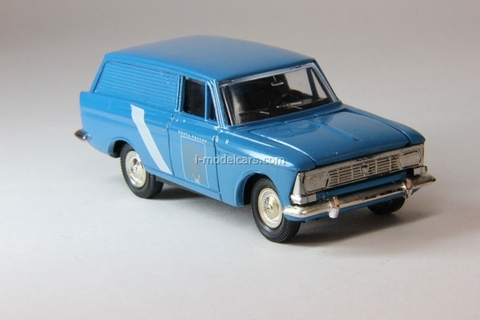 Moskvich-434 Russian Post Agat Mossar Tantal 1:43