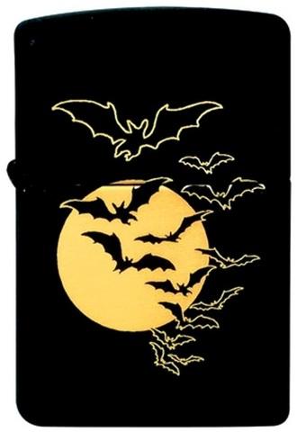 Зажигалка Zippo Scary Bats