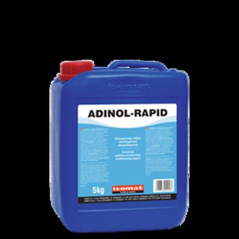 Isomat Adinol Rapid/Изомат Адинол Рапид ускоритель схватывания бетона, противоморозная добавка