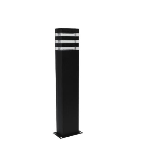 Садово-парковый светильник FERON DH0808 60W 230V E27 черный