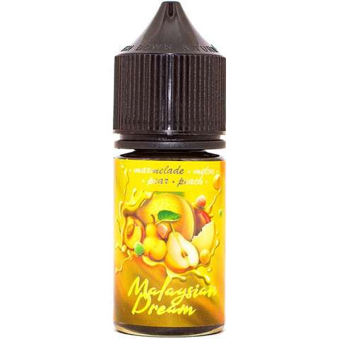 Malaysian Dream Salt - Marmalade, melon, pear, peach 30 мл