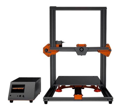 3D-принтер TEVO Tornado 2020