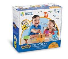 Учим предлоги с развивающей игрой Лисичка в коробочке, Learning Resources