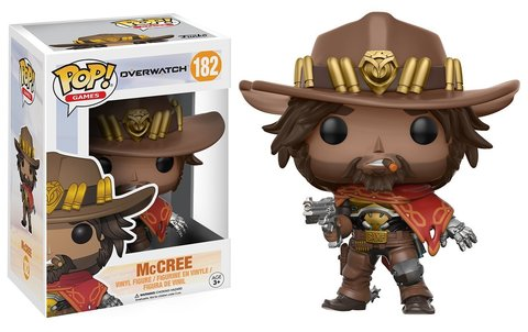 Overwatch McCree Funko Pop! Vinyl Figure || Овервотч - Маккри