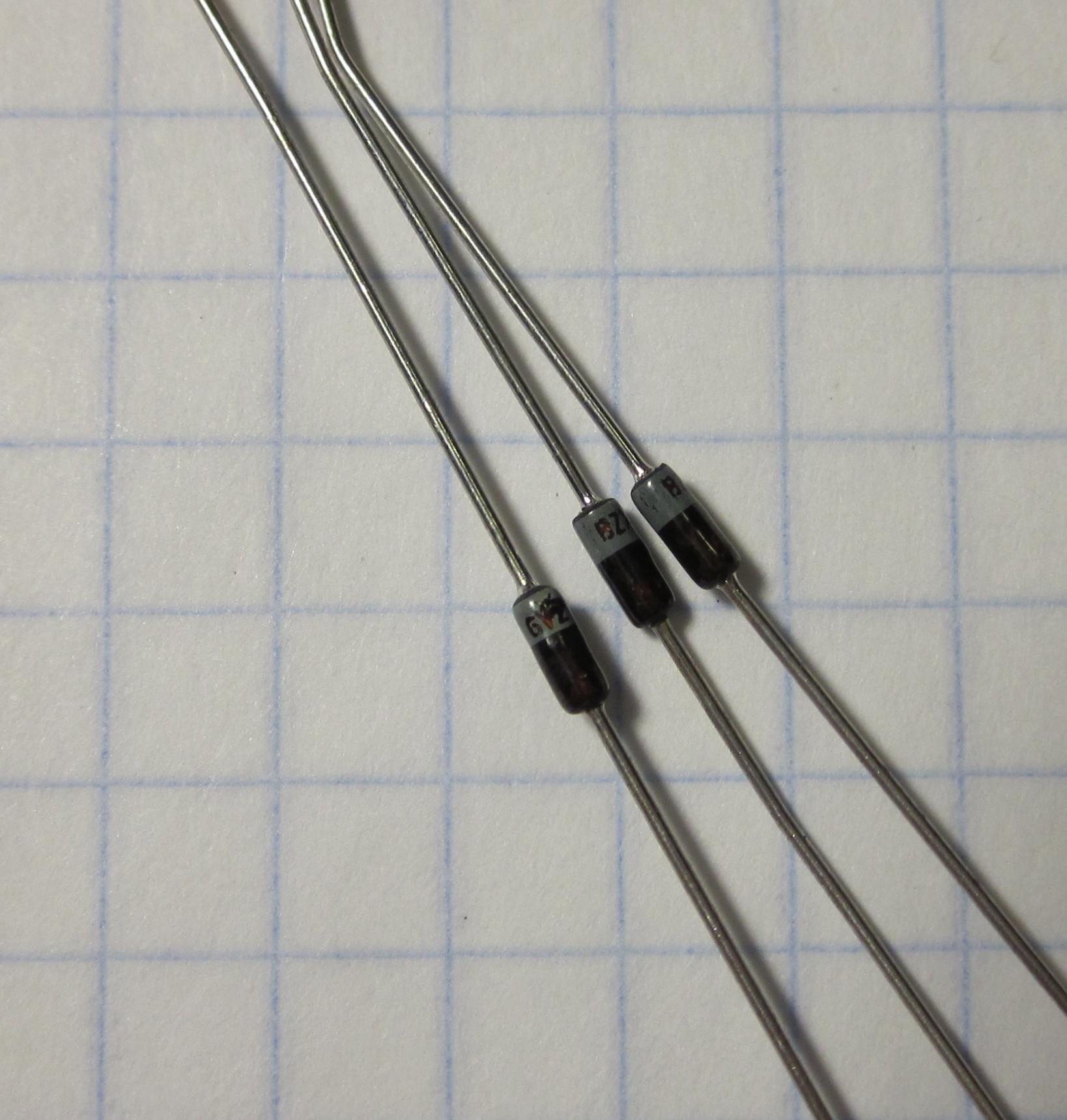 стабилитрон 6,2V 0,5W