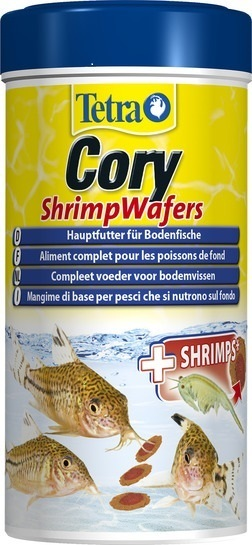 Tetra Корм-пластинки для рыб, TetraCory Shrimp Wafers, с добавлением креветок для сомиков-коридорасов b80eef88-f70f-11e5-80e2-00155d2e8300.jpg