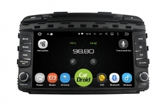 Штатная магнитола на Android 8.0 с DPS для Kia Sorento 3 Prime 15-16 Roximo CarDroid RD-2307D