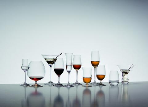 Набор из 2-х бокалов для крепких напитков Spirits 80 мл, артикул 6416/17. Серия Vinum