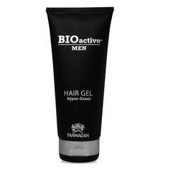 FARMAGAN bioactive man hair gel/гель сильной фиксации  30 мл.