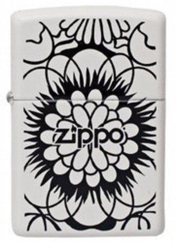 Зажигалка Zippo Flower