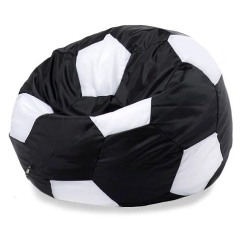 Кресло-мешок «Мяч» Черно-белый