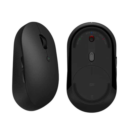 Мышь Xiaomi Mi Dual Mode Wireless Mouse Silent Edition RU EAC