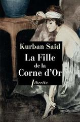 LA FILLE DE LA CORNE D OR - French