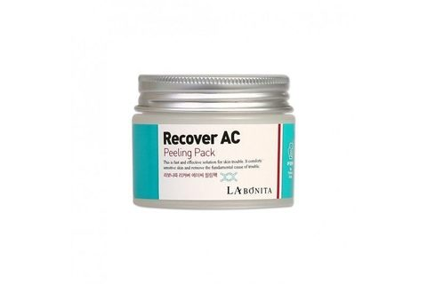 LABONITA Восстанавливающий мист  для лица против акне Recover AC Peeling Pack, 50 мл