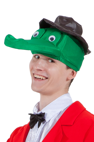 Костюм Крокодила Гены 4