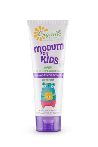Modum for kids Крем универсальный Увлажнение и питание Детский 75 г