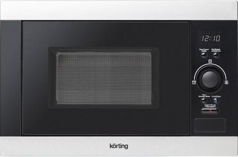 Встраиваемая микроволновая печь Korting KMI 825 XN