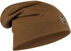 Теплая шерстяная шапка Buff Hat Wool Heavyweight Tundra Khaki