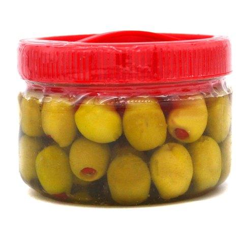 Оливки с перцем, Pinar, 200 г