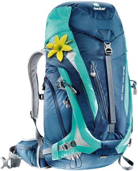 Туристические рюкзаки легкие Рюкзак женский Deuter ACT Trail PRO 32 SL 900x600-7495--act-trail-pro-32l-sl-blue-turquoise.jpg