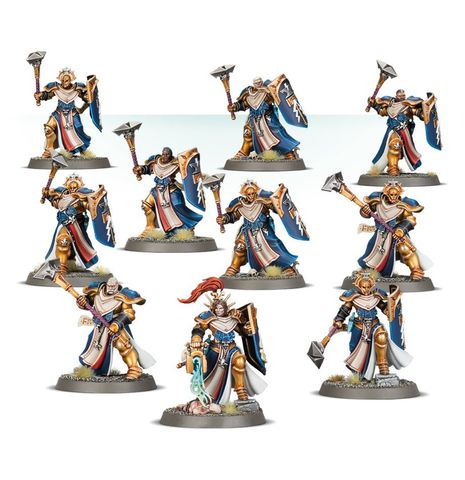 STORMCAST ETERNALS SEQUITORS