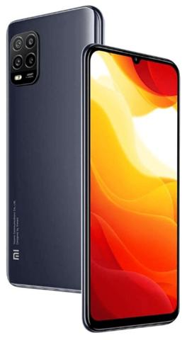 Смартфон Xiaomi Mi 10 Lite  6/128GB  Black (Черный)