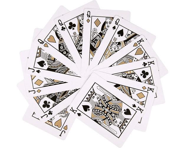 Старшие карты колоды Ellusionist White Knights (V2)