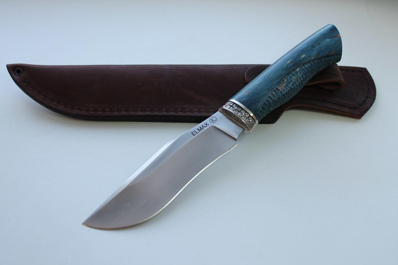 Нож Кобра Elmax - фотография