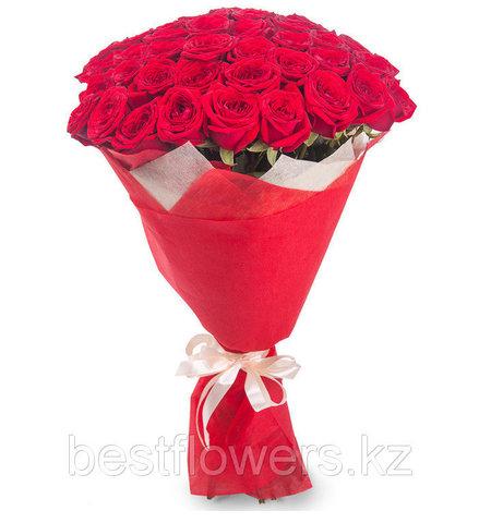 Букет из 51 розы 3 (60 см)