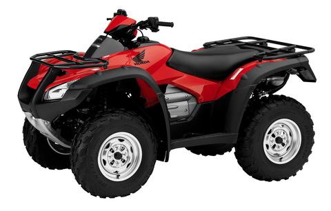 Квадроцикл Honda TRX680FA